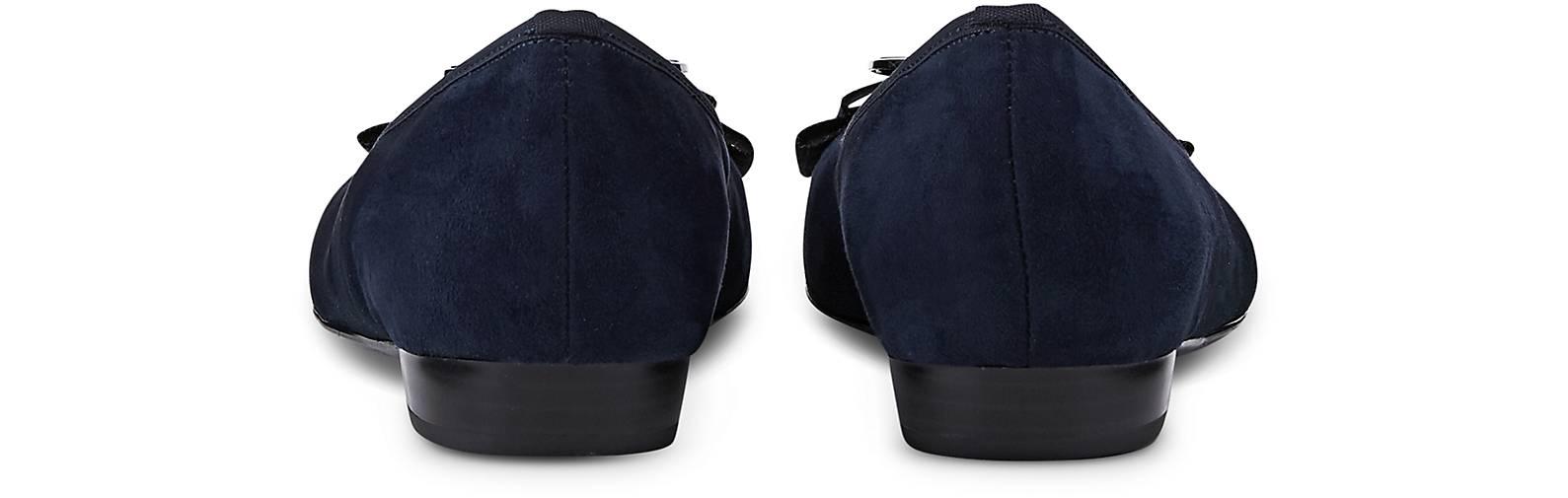 Jenny Fashion-Ballerina in blau-dunkel kaufen - 48049201 | Schuhe GÖRTZ Gute Qualität beliebte Schuhe | 1a7dcf