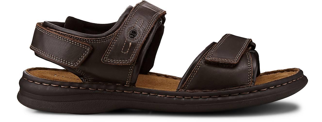 Josef Seibel kaufen Komfort-Sandale RAFE in braun-dunkel kaufen Seibel - 47353701 | GÖRTZ Gute Qualität beliebte Schuhe f72daa