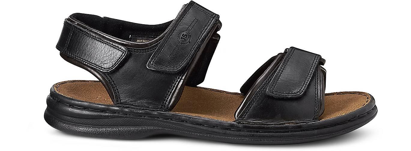 Josef Seibel Komfort-Sandale RAFE in schwarz kaufen - 62199904 | Schuhe GÖRTZ Gute Qualität beliebte Schuhe | 7dac1c