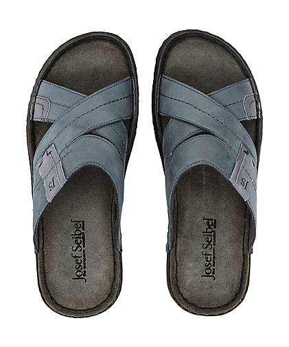 Josef Seibel Pantolette PAUL 29 in blau-dunkel GÖRTZ kaufen - 47357201 | GÖRTZ blau-dunkel Gute Qualität beliebte Schuhe 608e3a