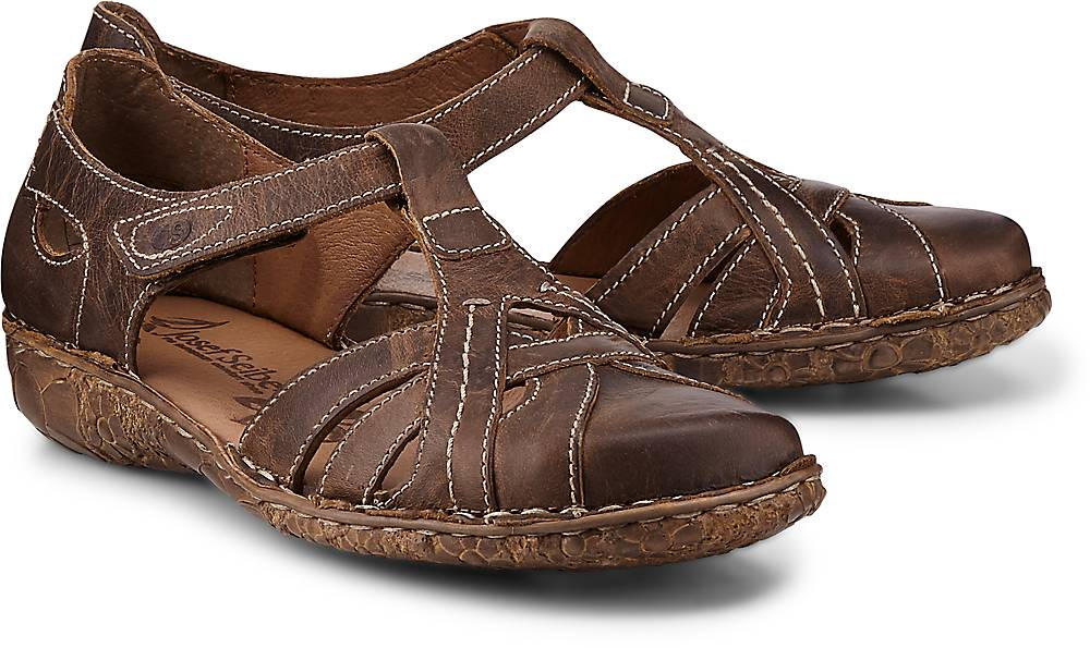 Sandale Rosalie 29 von Josef Seibel in braun für Damen. Gr. 37,38,39,40,41 Preisvergleich