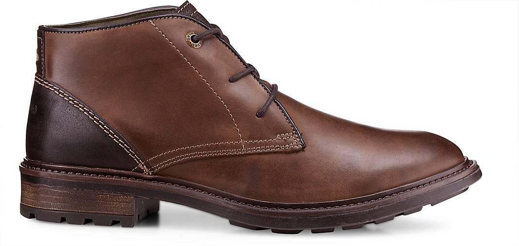 Josef in Seibel Schnür-Boots OSCAR 11 in Josef braun-dunkel kaufen - 46582201 | GÖRTZ Gute Qualität beliebte Schuhe 8b6785