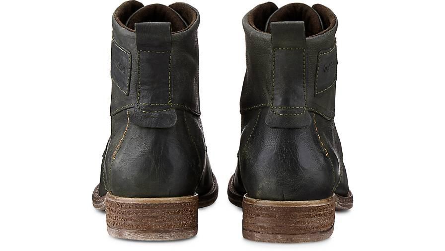 Josef Seibel Schnür-Stiefel SIENNA in grün-dunkel kaufen - - - 47613801 GÖRTZ Gute Qualität beliebte Schuhe fda757
