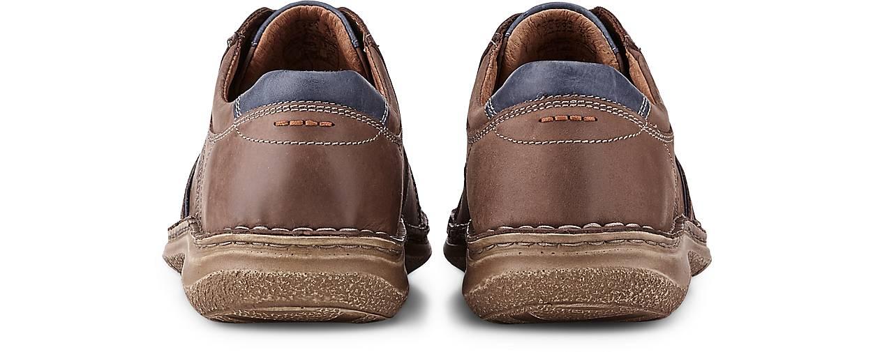 Josef Seibel braun-mittel Schnürer ANVERS 59 in braun-mittel Seibel kaufen - 47353101 | GÖRTZ Gute Qualität beliebte Schuhe affa93