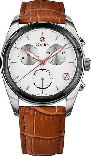 Jowissa Quarzuhr Lux Swiss Men's Watch