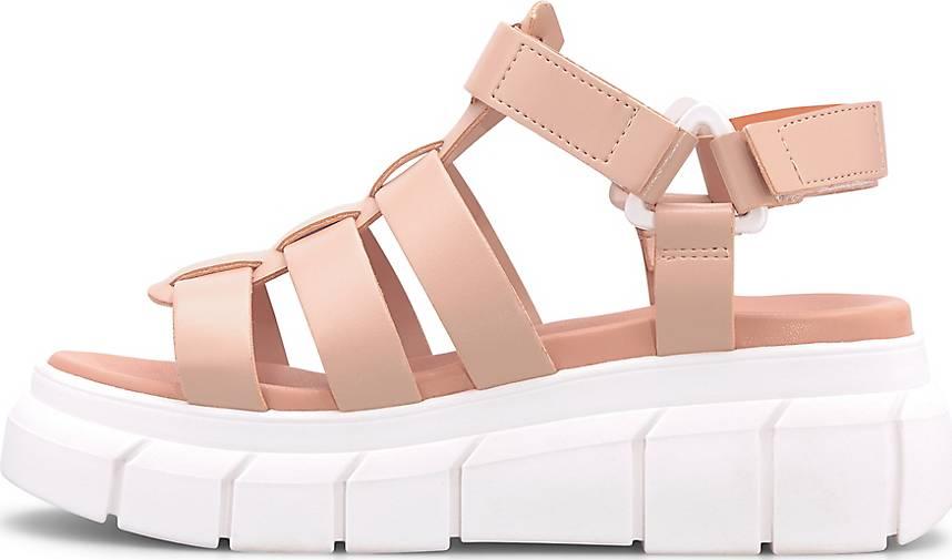 KALTUR Platform-Sandalette