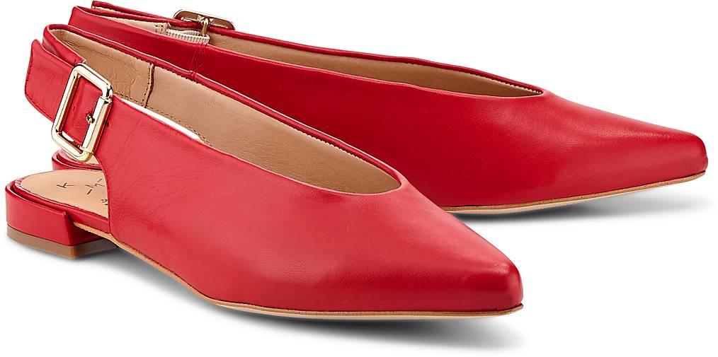 7996b6dc1552ac KMB Ballerina NEPAL in rot kaufen - 47622802