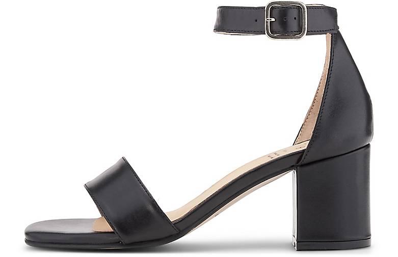 KMB Leder-Sandalette