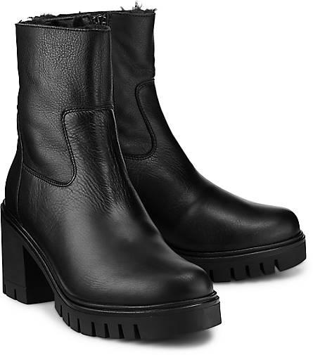 boots In stiefeletten Kaufen Plateau Platform Kmb Schwarz 5Rj34AL