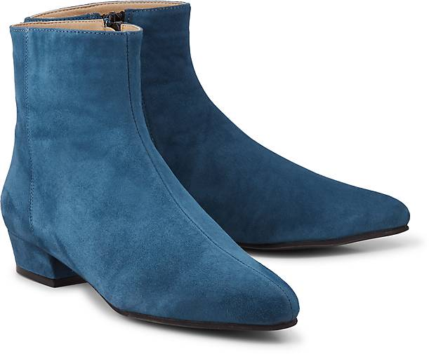 34477f74343c5d KMB Stiefelette CLOU in blau-mittel kaufen - 48477701