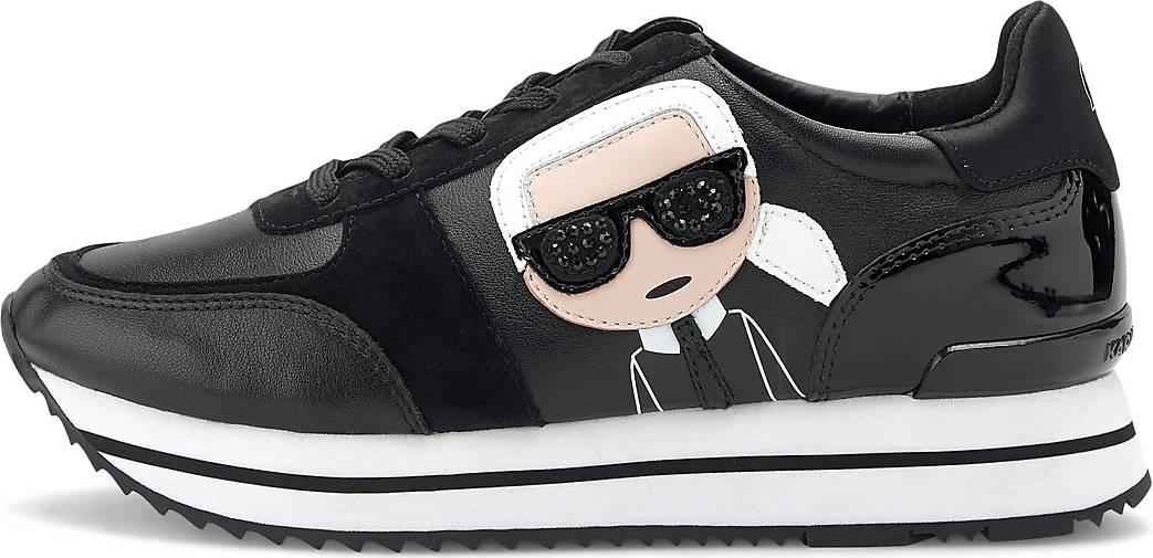 Karl Lagerfeld Sneaker VELOCITA KARL IKONIC METEOR