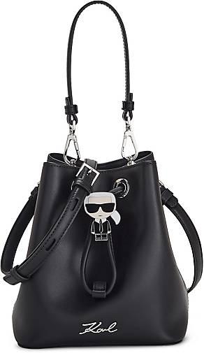 Karl Lagerfeld Tasche K/IKONIK BUCKET BAG