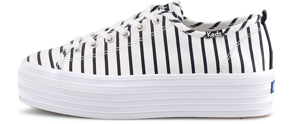 Keds Sneaker TRIPLE UP BRETON STRIPE