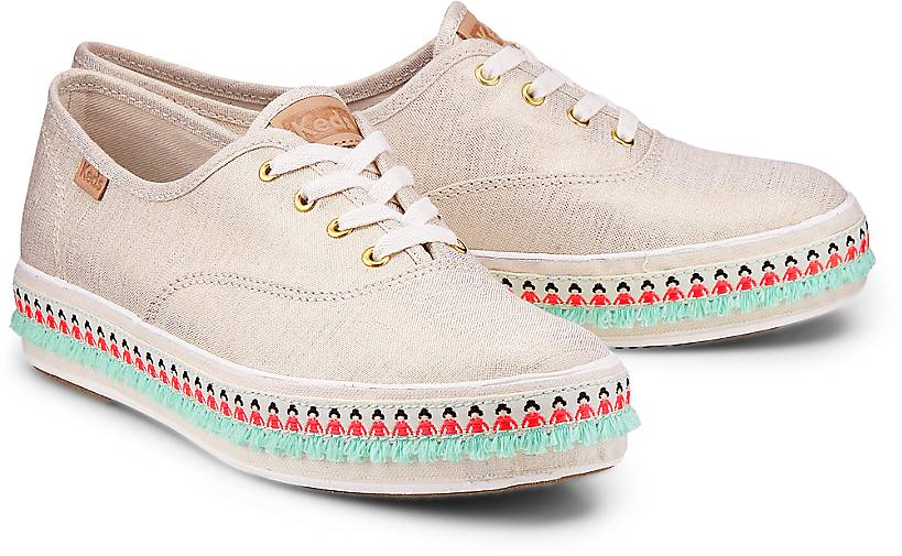 Keds TRIPLE HULA FOXING