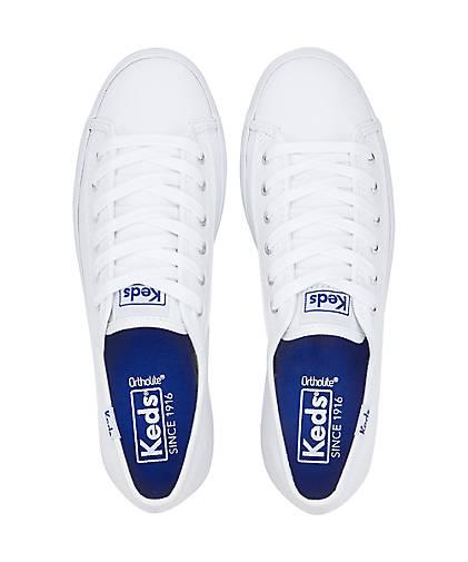Keds TRIPLE KICK CORE in weiß Gute kaufen - 47088801 GÖRTZ Gute weiß Qualität beliebte Schuhe 7ea59c