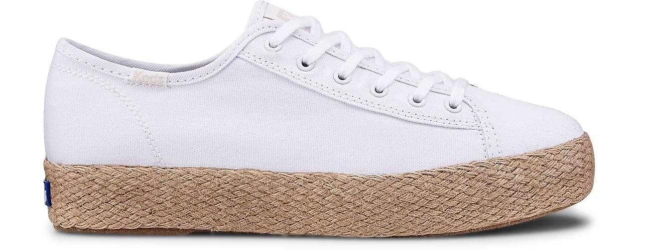Keds TRIPLE KICK JUTE in weiß kaufen - - - 47088401 GÖRTZ Gute Qualität beliebte Schuhe c2ae5d