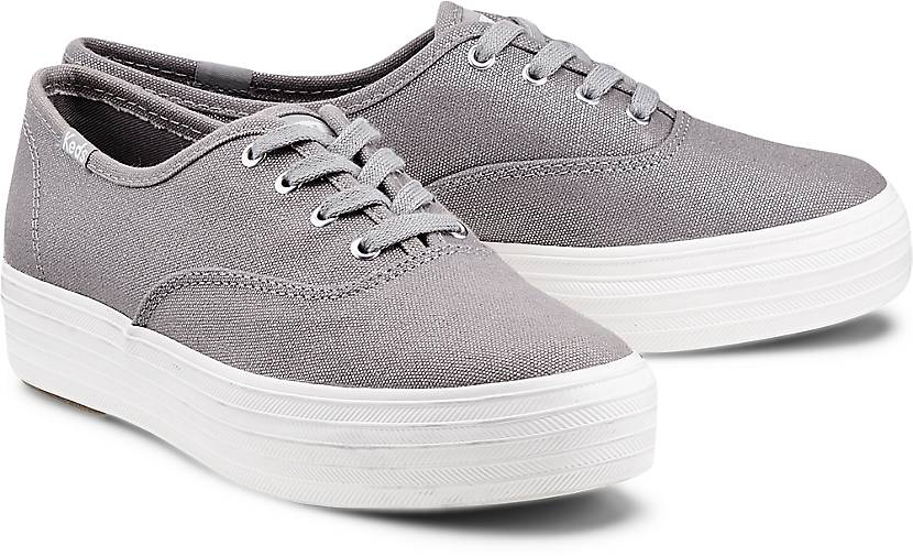 Keds TRIPLE METALLIC CANVA