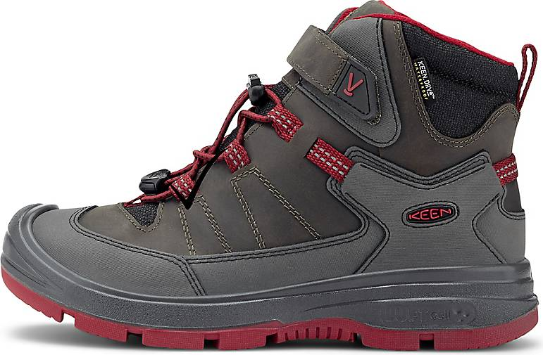 Keen Winter-Boots REDWOOD MID WP