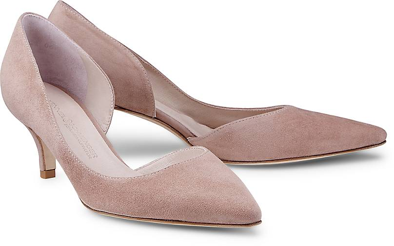 kennel schmenger d 39 orsay pumps selma klassische pumps rosa g rtz. Black Bedroom Furniture Sets. Home Design Ideas