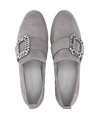 Kennel & Schmenger Fashion-Slipper TARA TARA TARA in taupe kaufen - 47161701 | GÖRTZ Gute Qualität beliebte Schuhe 635133