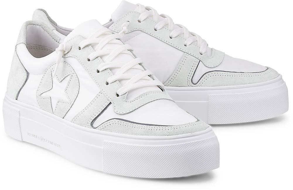Fashion-Sneaker Big von Kennel & Schmenger in weiß für Damen. Gr. 37 1/2,38,39,40,40 1/2,4 Preisvergleich