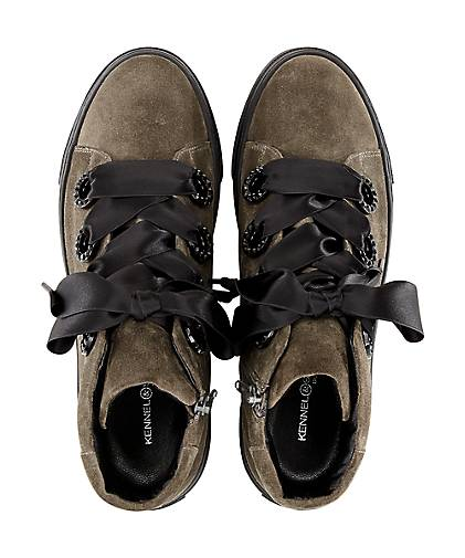 Kennel & Schmenger Hi-Top-Sneaker BIG in taupe kaufen Gute - 47643001 | GÖRTZ Gute kaufen Qualität beliebte Schuhe 27b0a7