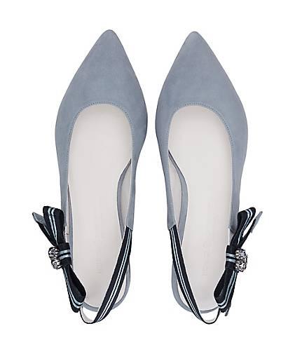 Kennel & Schmenger Sling-Ballerina in blau-mittel blau-mittel in kaufen - 48234101 GÖRTZ Gute Qualität beliebte Schuhe 381943