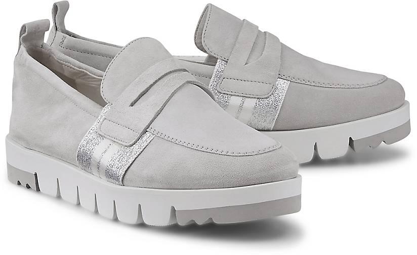 a9c9810f401142 Kennel   Schmenger GÖRTZ Slipper MALU XL in grau-hell kaufen - 48377601  GÖRTZ Schmenger Gute Qualität beliebte Schuhe 1880aa
