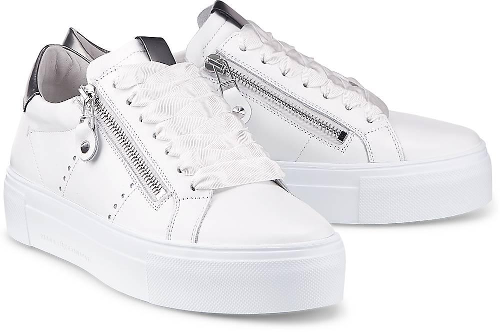 Trend-Sneaker Big von Kennel & Schmenger in weiß für Damen. Gr. 37 1/3 Preisvergleich
