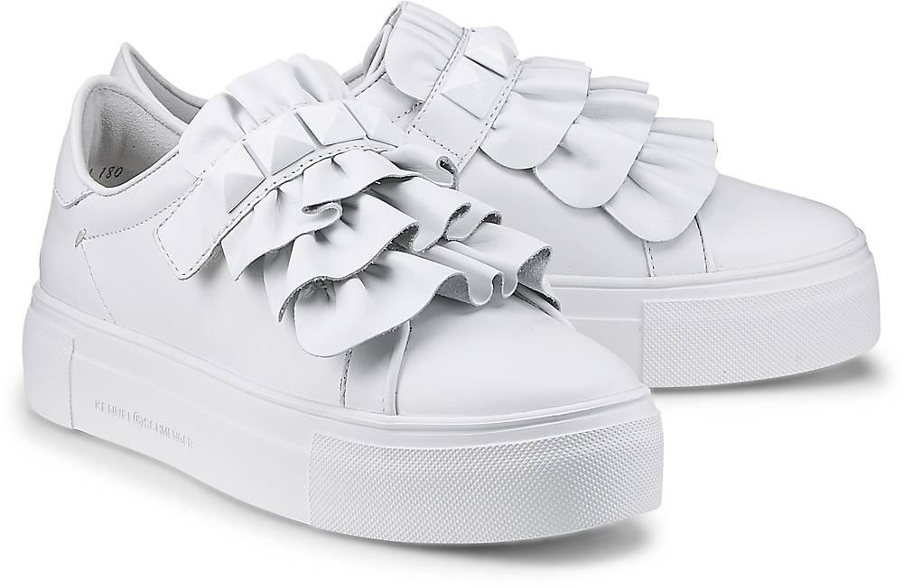 Trend-Sneaker Big von Kennel & Schmenger in weiß für Damen. Gr. 37,37 1/2,38,38 1/2,39,40, Preisvergleich