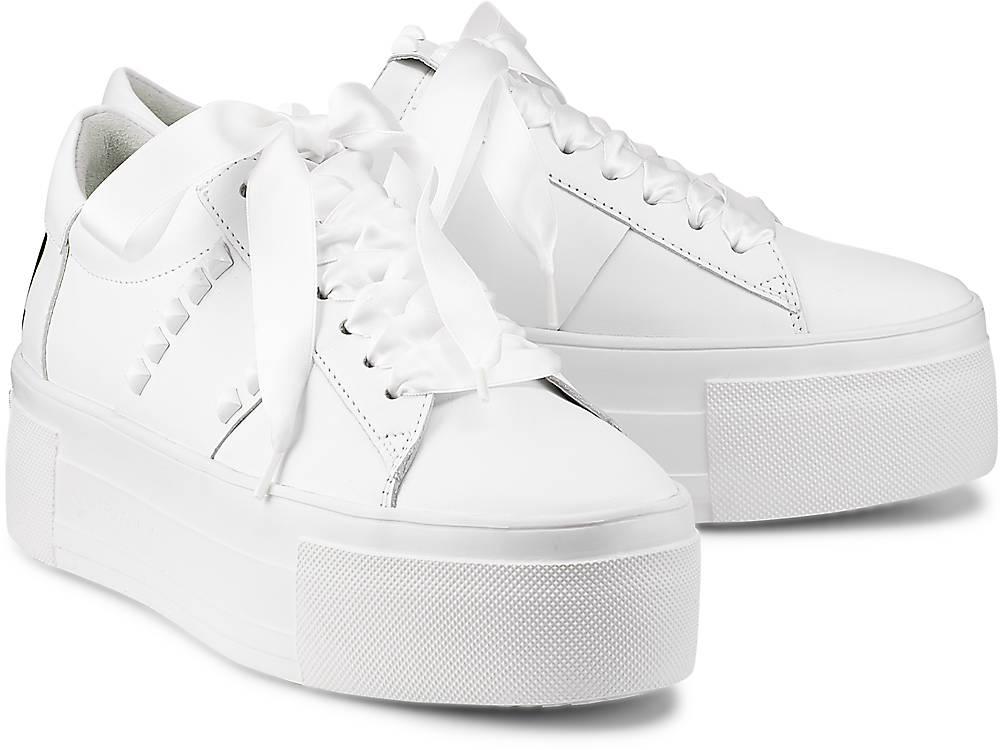 Trend-Sneaker Top von Kennel & Schmenger in weiß für Damen. Gr. 40,40 1/2 Preisvergleich