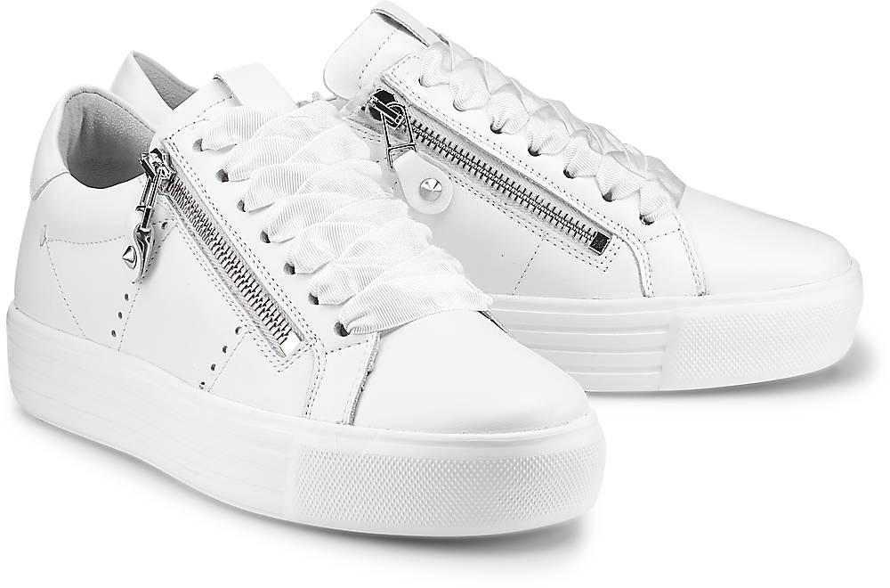 Trend-Sneaker Up von Kennel & Schmenger in weiß für Damen. Gr. 38,38 1/2,40,40 1/2,41,42,4 Preisvergleich