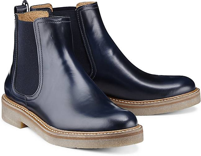 chelsea boots damen blau chelsea boots damen blau 39 bruno premi damen chelsea boots. Black Bedroom Furniture Sets. Home Design Ideas