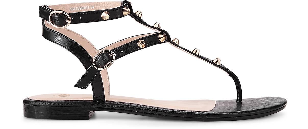 Kiwi - Nieten-Sandalette in schwarz kaufen - Kiwi 46413901 | GÖRTZ 00890e