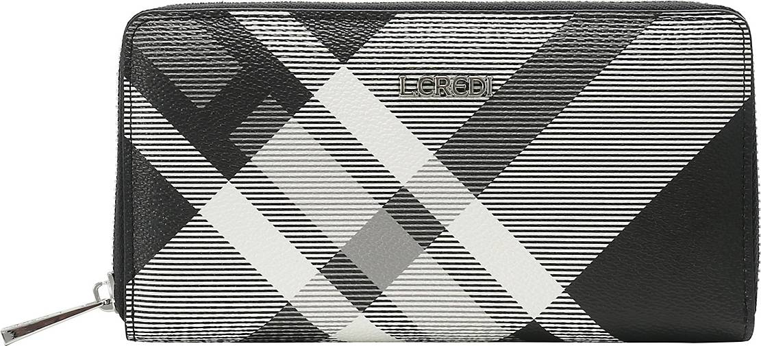 L.CREDI Brieftasche Fedra Geldbörse