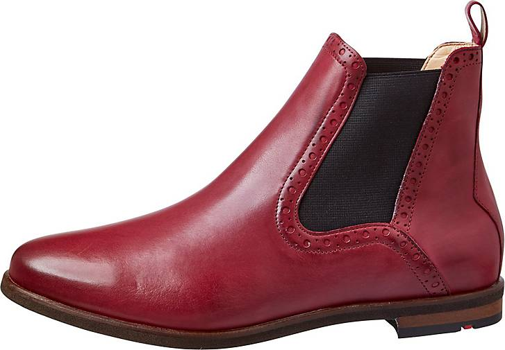 LLOYD Chelsea Boots mit Blockabsatz