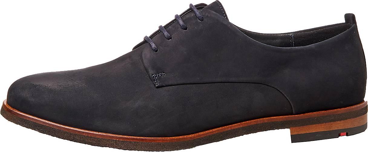 LLOYD Schuhe mit Kontaststreifen