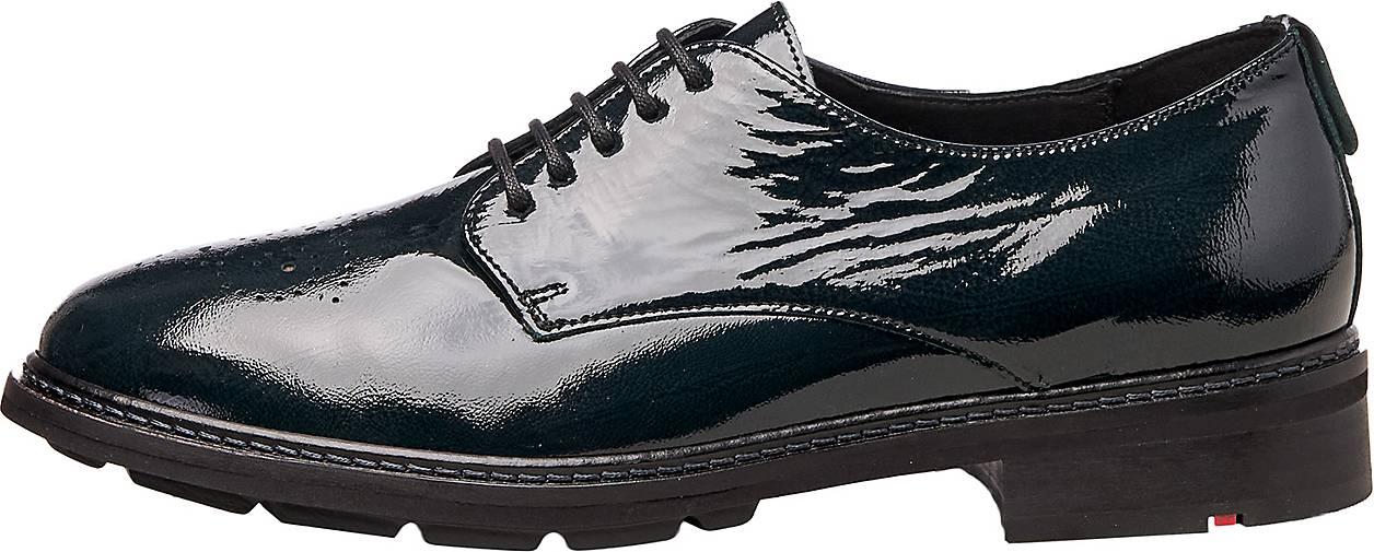 LLOYD Schuhe mit Lackleder