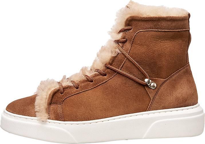 LLOYD Schuhe mit Lammfell
