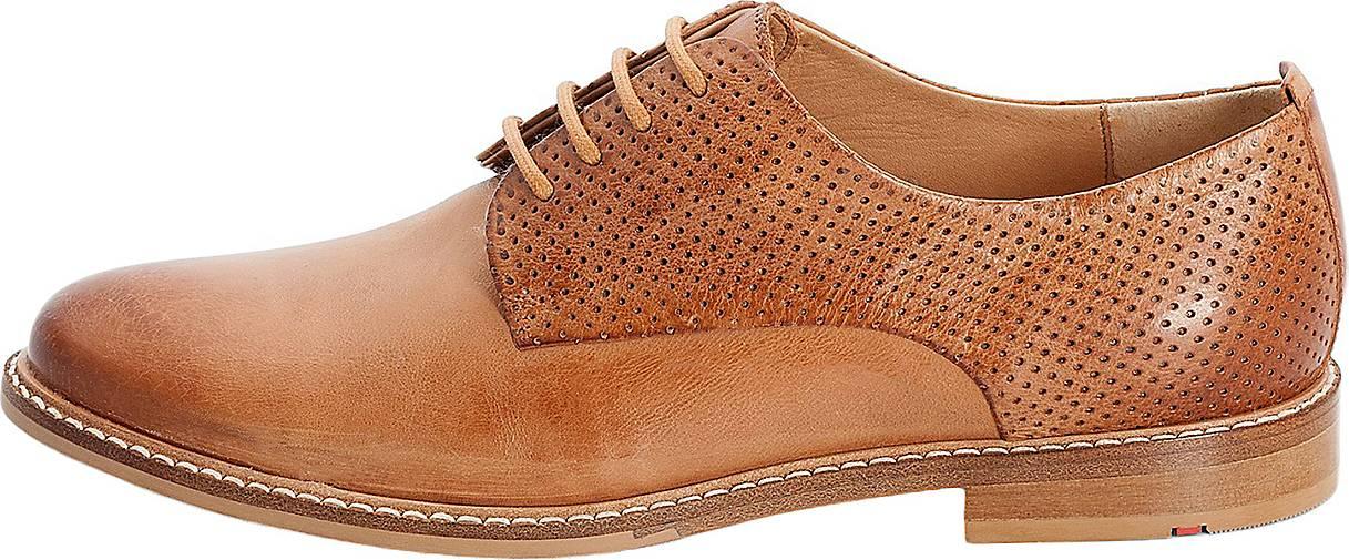 LLOYD Schuhe mit Lochmuster