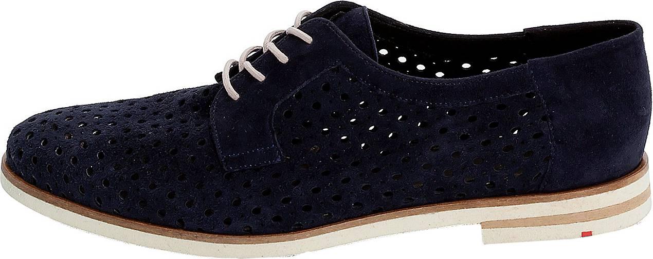 LLOYD Schuhe mit Lochprägung