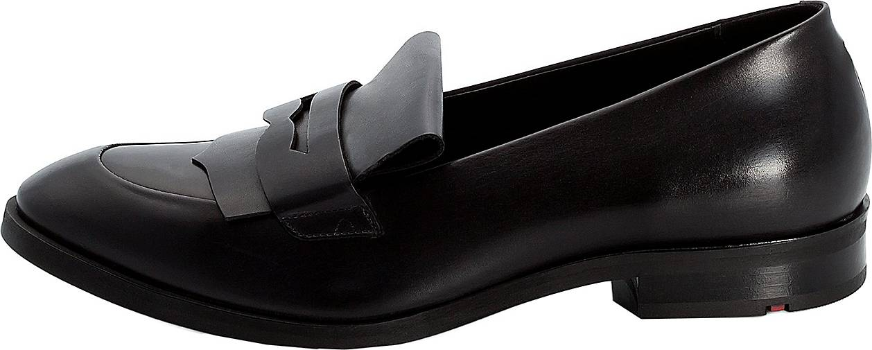LLOYD Slipper mit flexibler Gummisohle