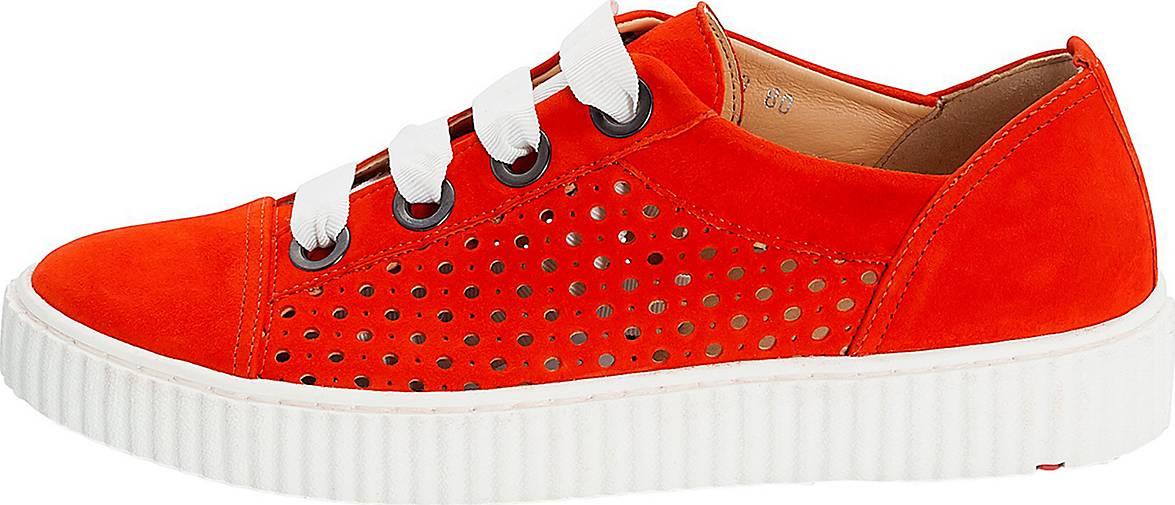 LLOYD Sneaker mit breiter Schnürung