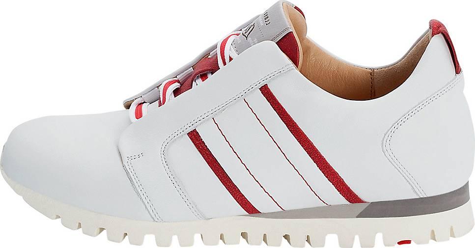 LLOYD Sneaker mit markanter Schnürung