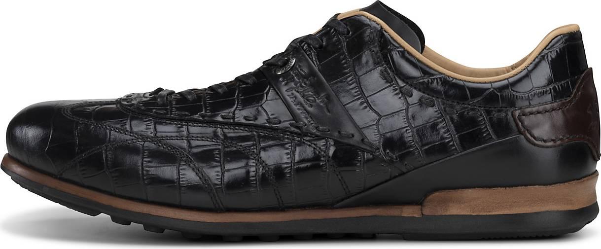 La Martina Kroko-Sneaker