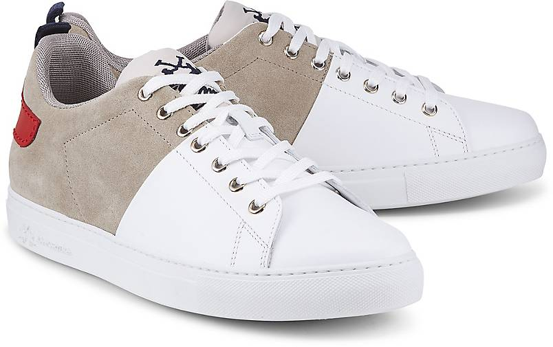La Martina Leder-Sneaker