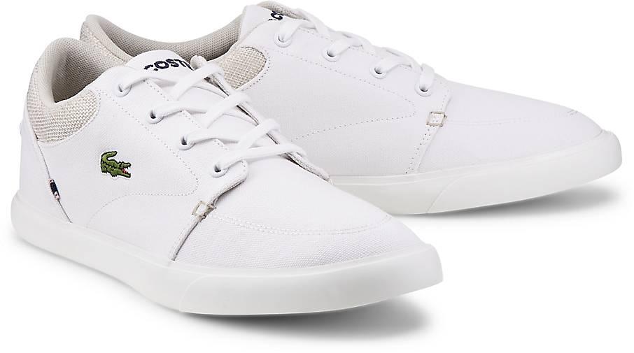 3e3dda104bea4d Lacoste Sneaker BAYLISS 218 2 in weiß kaufen - 47391901