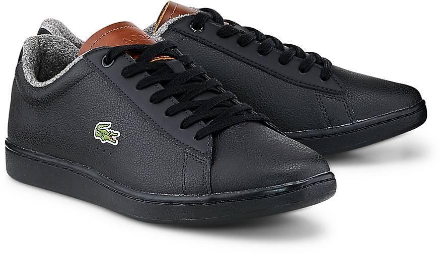 Lacoste Sneaker CARNABY EVO in schwarz kaufen - 47544601   GÖRTZ 727781f0e3