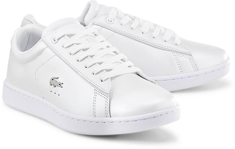 ce7b507398a978 Lacoste Sneaker CARNABY EVO in weiß kaufen - 47047101