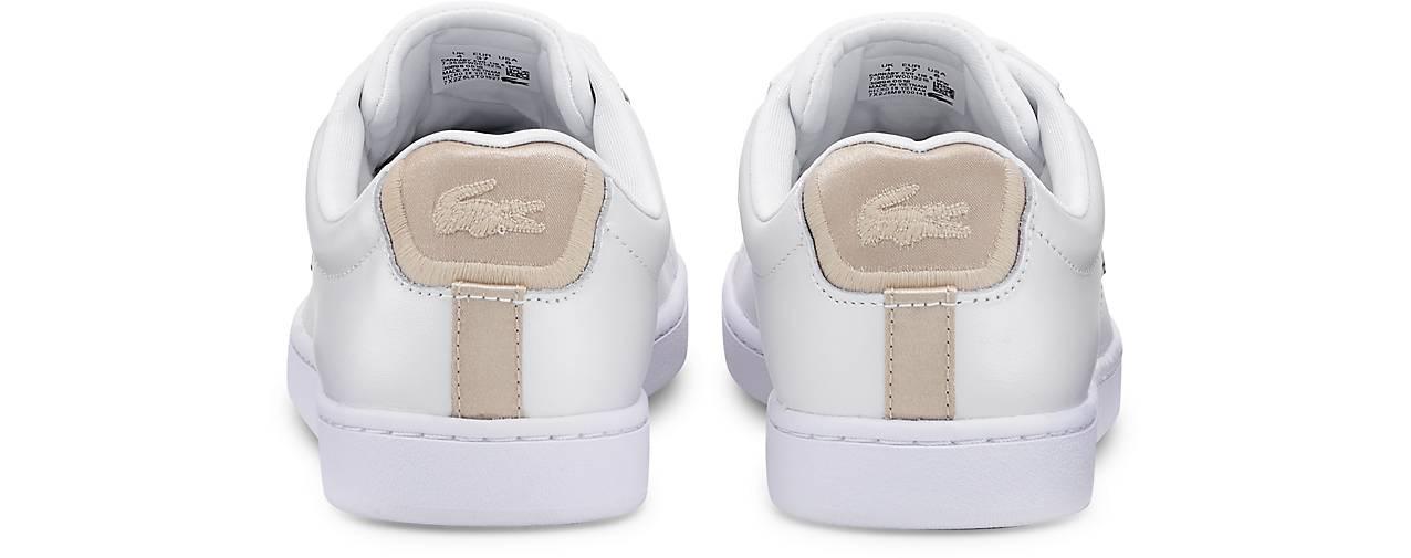 Lacoste Sneaker kaufen CARNABY EVO in weiß kaufen Sneaker - 47047103 | GÖRTZ b8ba7f